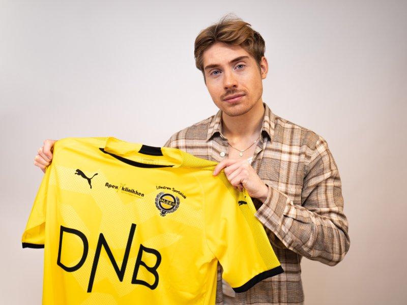 VALGTE LSK: Til tross for stor interesse fra flere klubber, endte 24-åringens valg på LSK.<br />Foto: Emil Saglien Ruud