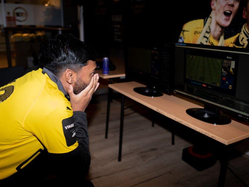 FORTVILET: Vidusan fortviler over egne prestasjoner.<br />Alle foto: Emil Saglien Ruud.