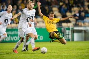 Erik Brenden mot Kristiansund