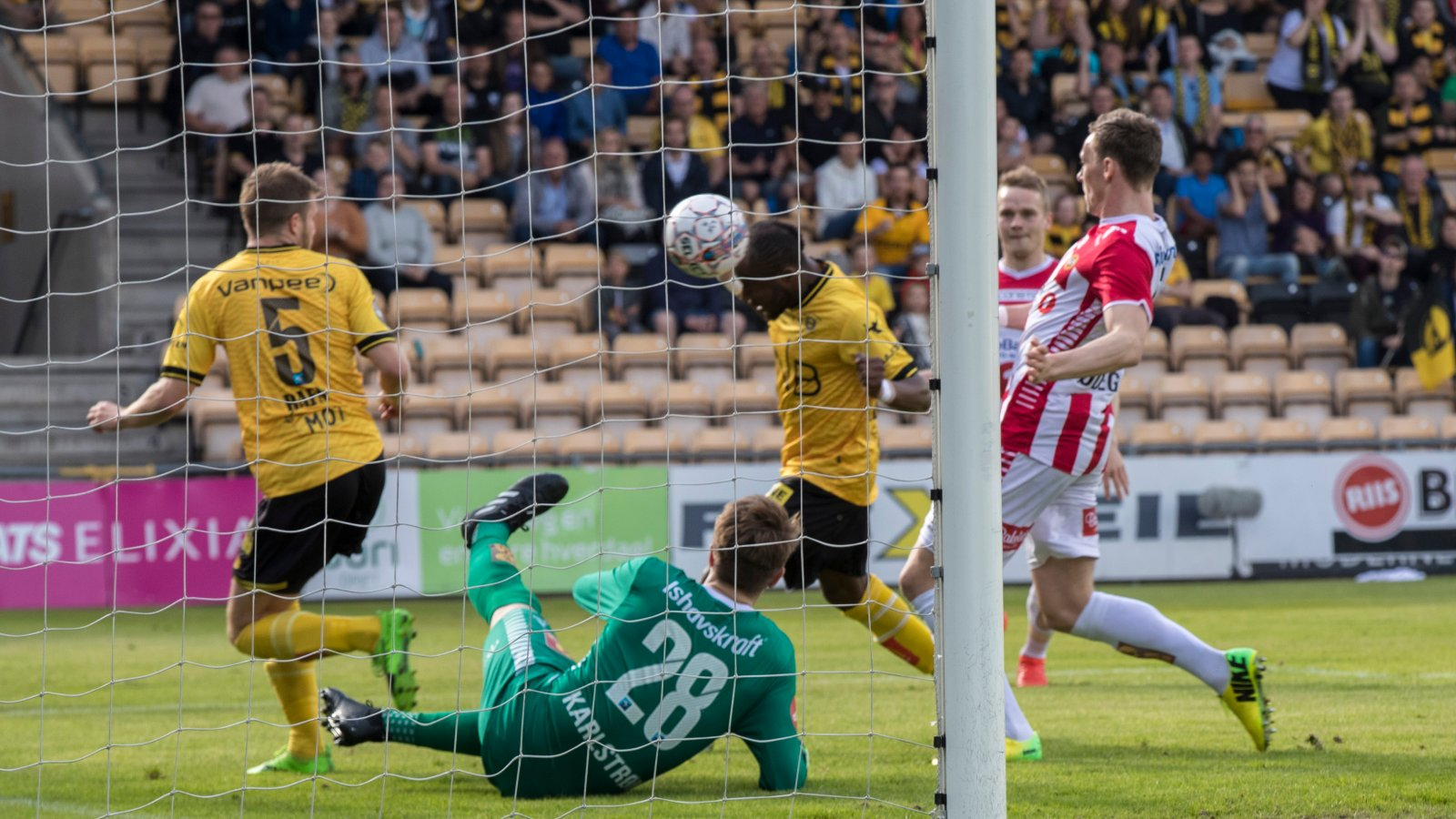 Chigozie Udoji scorer mot Tromsø