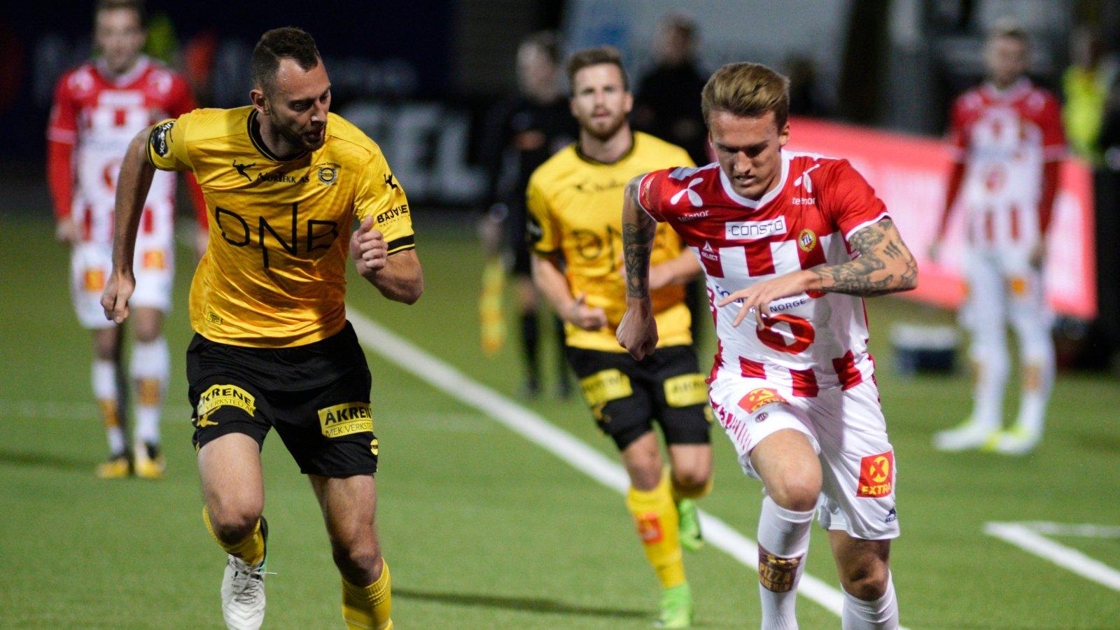 Stefan Antonijevic mot Tromsø