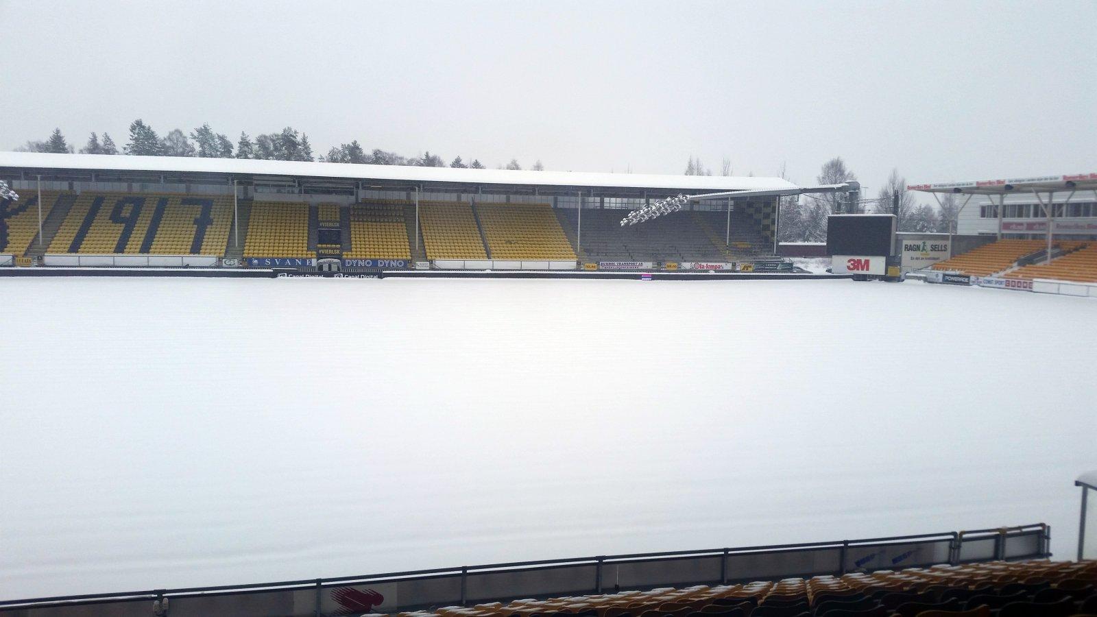 Vinter på Åråsen