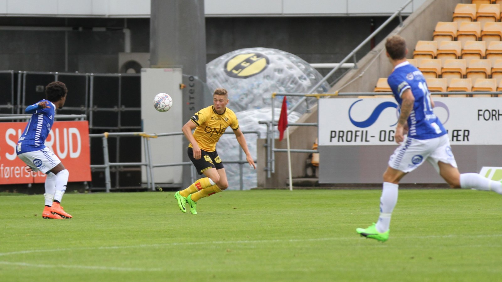 Fredrik Krogstad mot Sarpsborg 08