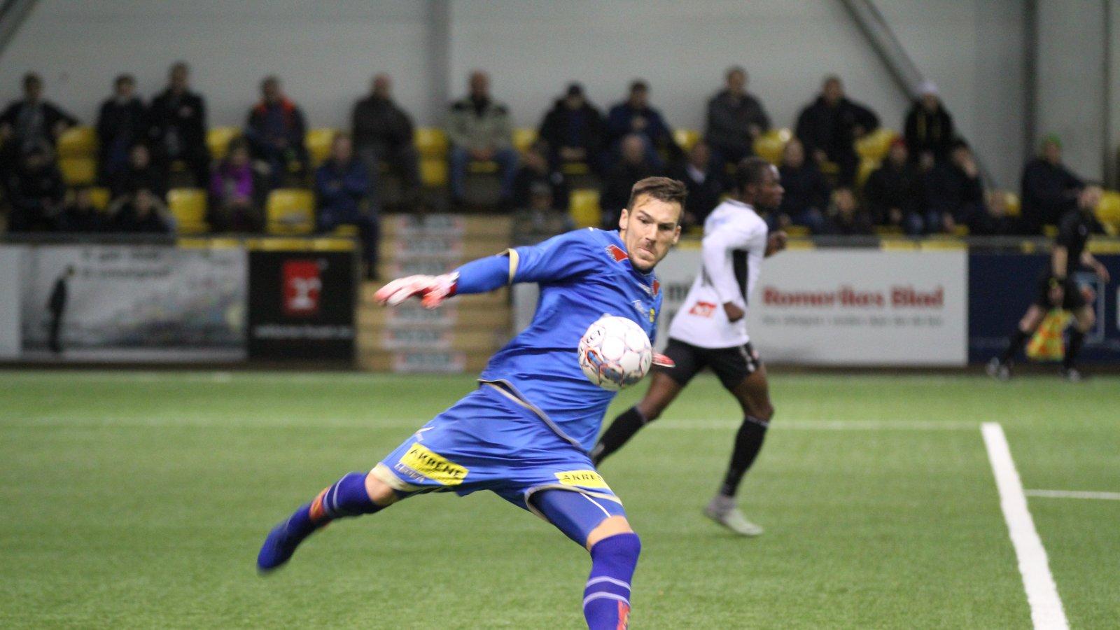 Daniel Fernandes mot Sogndal