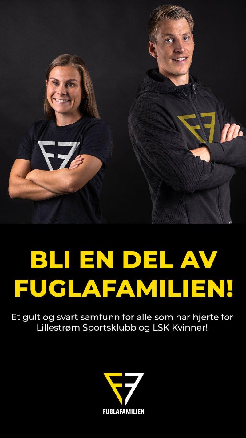 FUGLAFAMILIEN: Emile Haavi og Thomas Lehne Olsen har meldt seg inn.