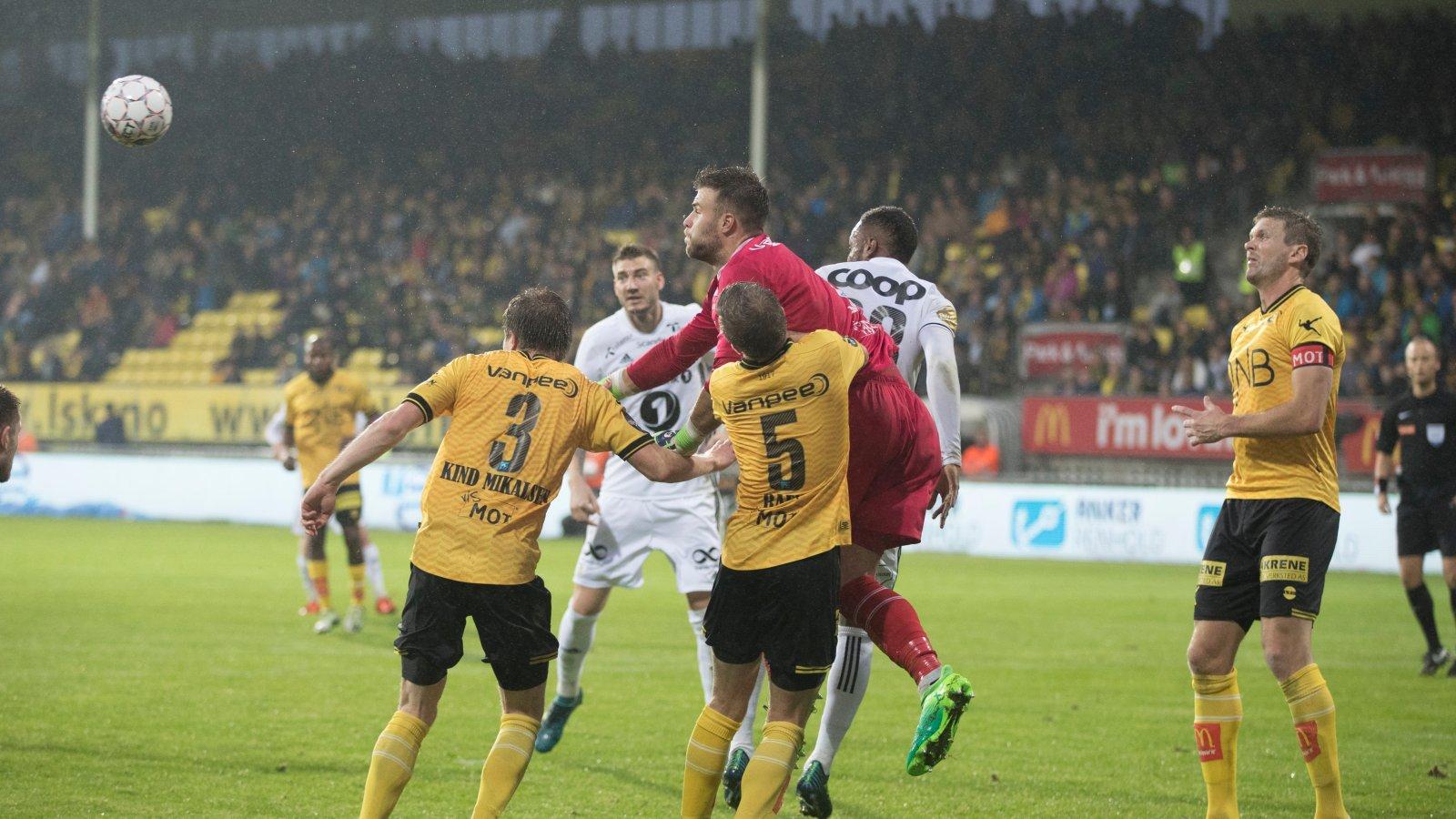 Marko Maric mot Rosenborg