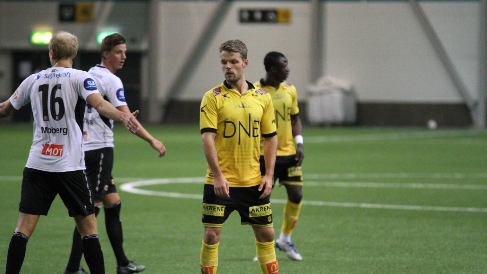 Mats Haakenstad mot Sogndal