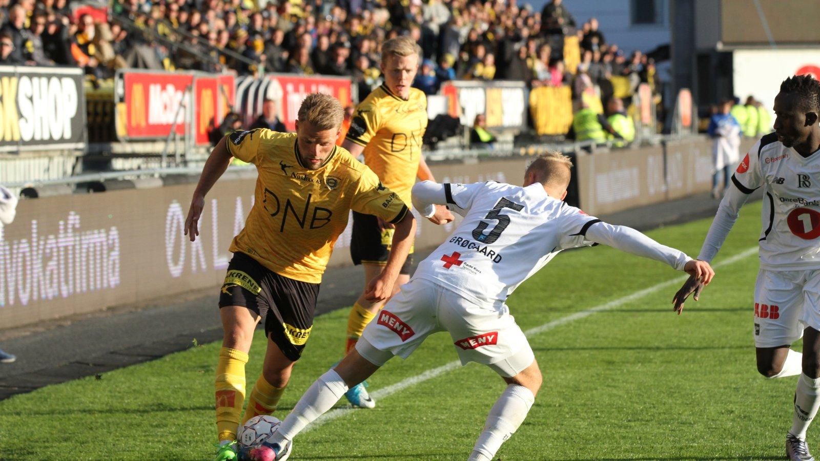 Mats Haakenstad mot Odd