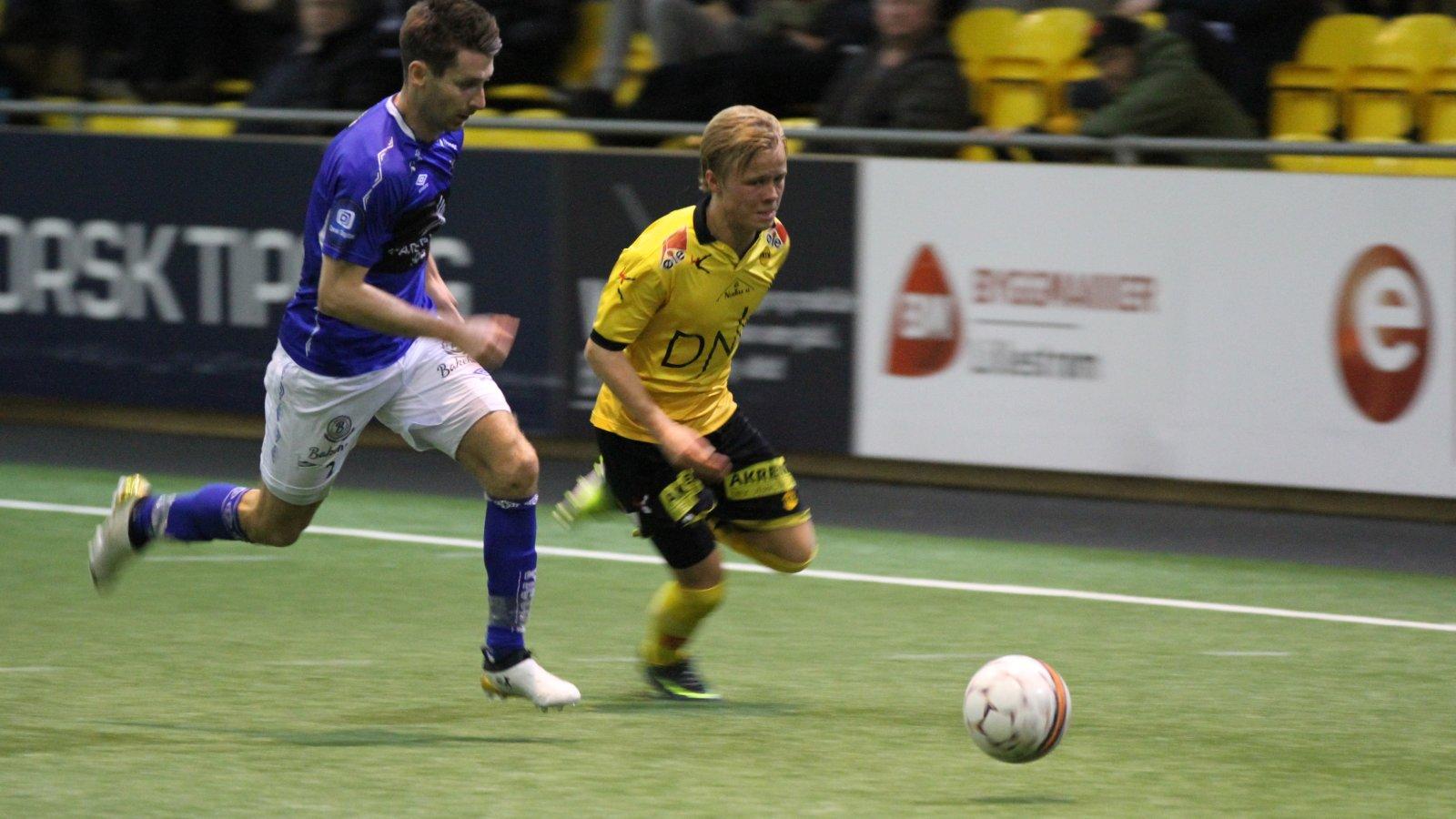 Petter Mathias Olsen mot Start